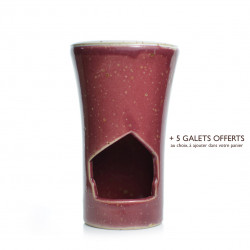Brûle-parfum Rouge Merlot