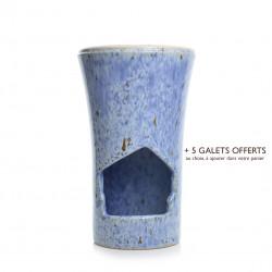 Brûle-parfum Bleu Azur