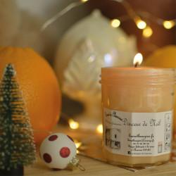 Ambiance bougie Douceur de Noël