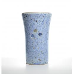 Brûle-parfum Bleu Azur vue de dos