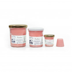 Tailles bougies Framboise