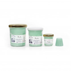 Tailles bougies Menthe
