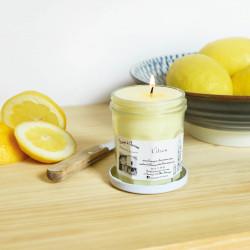 Ambiance bougie Citron