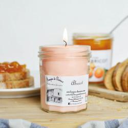 Ambiance bougie Abricot