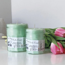 Ambiance bougie Herbes Coupées