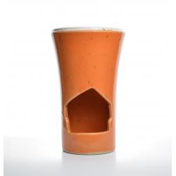 Brûle-parfum Orange vue de face