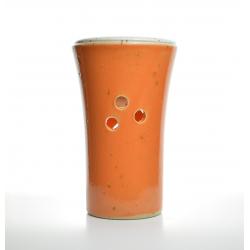 Brûle-parfum Orange vue de dos