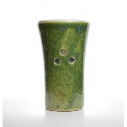 Brûle-parfum Vert Forêt vue de dos