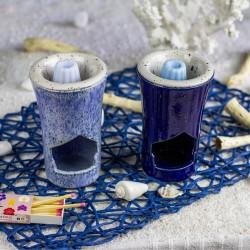 Ambiance brûle parfum bleu azur