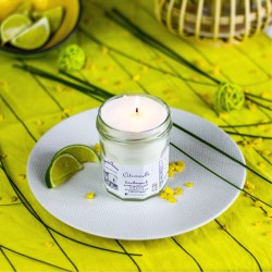 Ambiance bougie Citronnelle