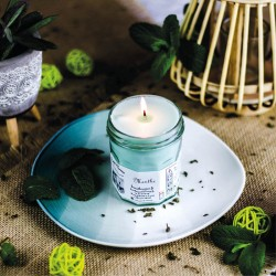 Ambiance bougie Menthe