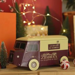boite cadeau candle truck hy 5