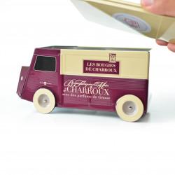 boite cadeau candle truck hy 2