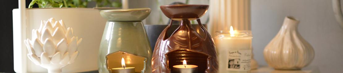 Accessoires brûlage et entretien des bougies - Les Bougies de Charroux